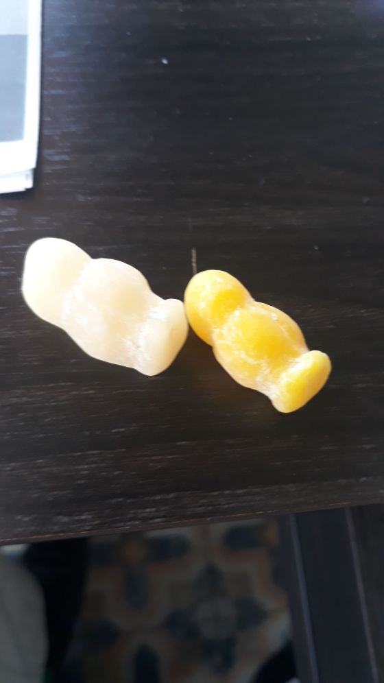Do Jelly babies form trauma bonds?