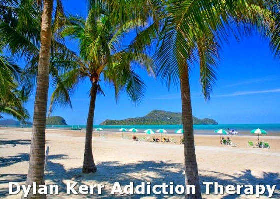 Dylan Kerr addiction counselor in thailand