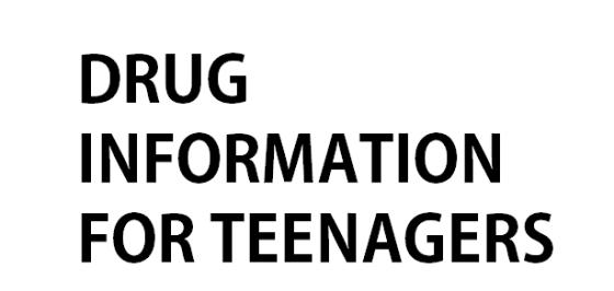 drug information for teen